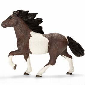 Lançamento 2012 Schleich do Brasil - Garanhão Pony Islandês 13707