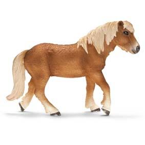 Lançamento Schleich 2012 Brasil - Égua Pony Islandês 13708