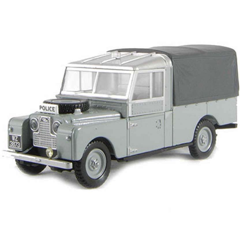 Land Rover 109 Canvas Royal Ulster Constabularly Police escala 1/43