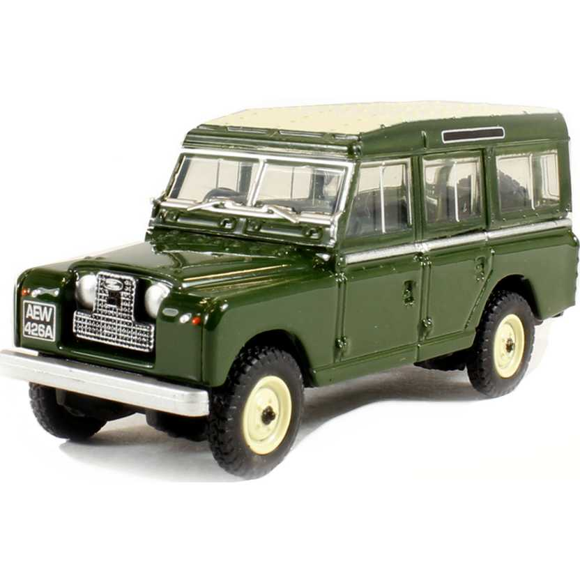 Land Rover Defender series II Station Wagon marca Oxford escala 1/76 76LAN2002