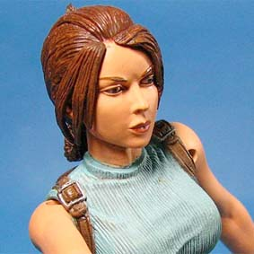 Lara Croft Tomb Raider 10th Anniversary : Neca Action Figure