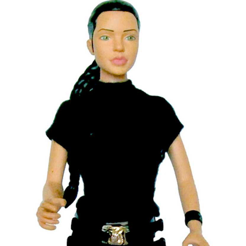 Lara Croft (Tomb Raider) Angelina Jolie Playmates Action Figure