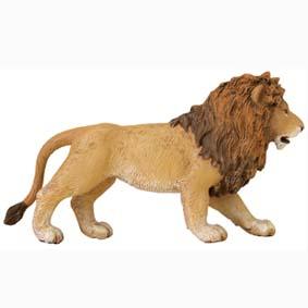 Leão angolano pintado a mão