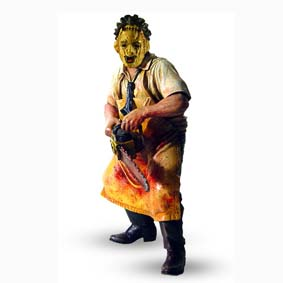 Leatherface ( The Texas Chainsaw Massacre )