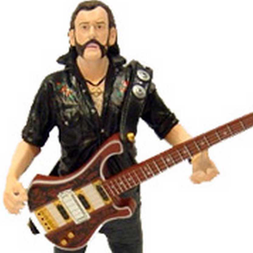 Lemmy Kilmister (Motorhead) Locoape Action Figures