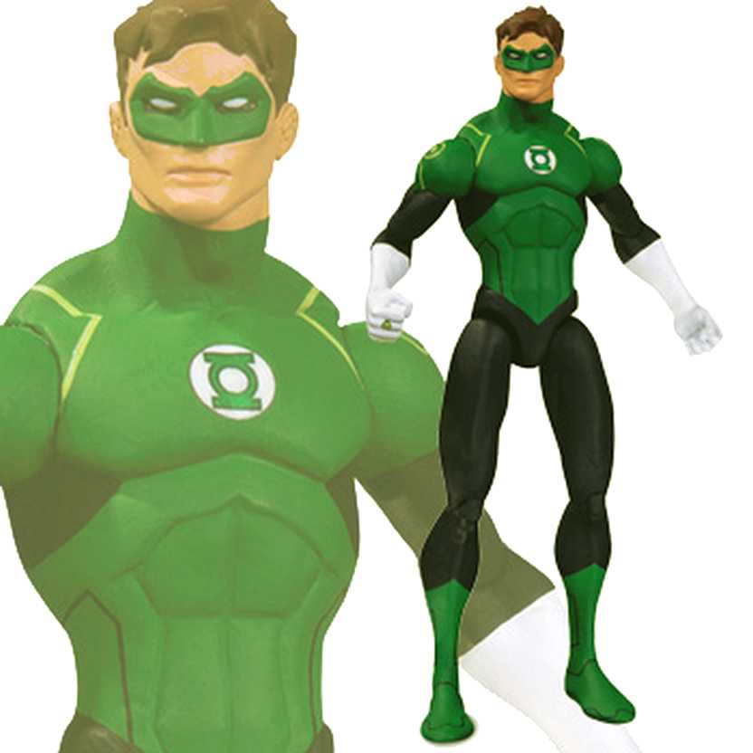 Liga da Justiça Lanterna Verde - Justice League War animated Green Lantern action figure