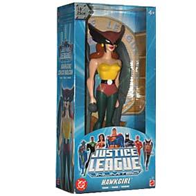 Liga da Justiça Mulher Gavião (Hawkgirl)