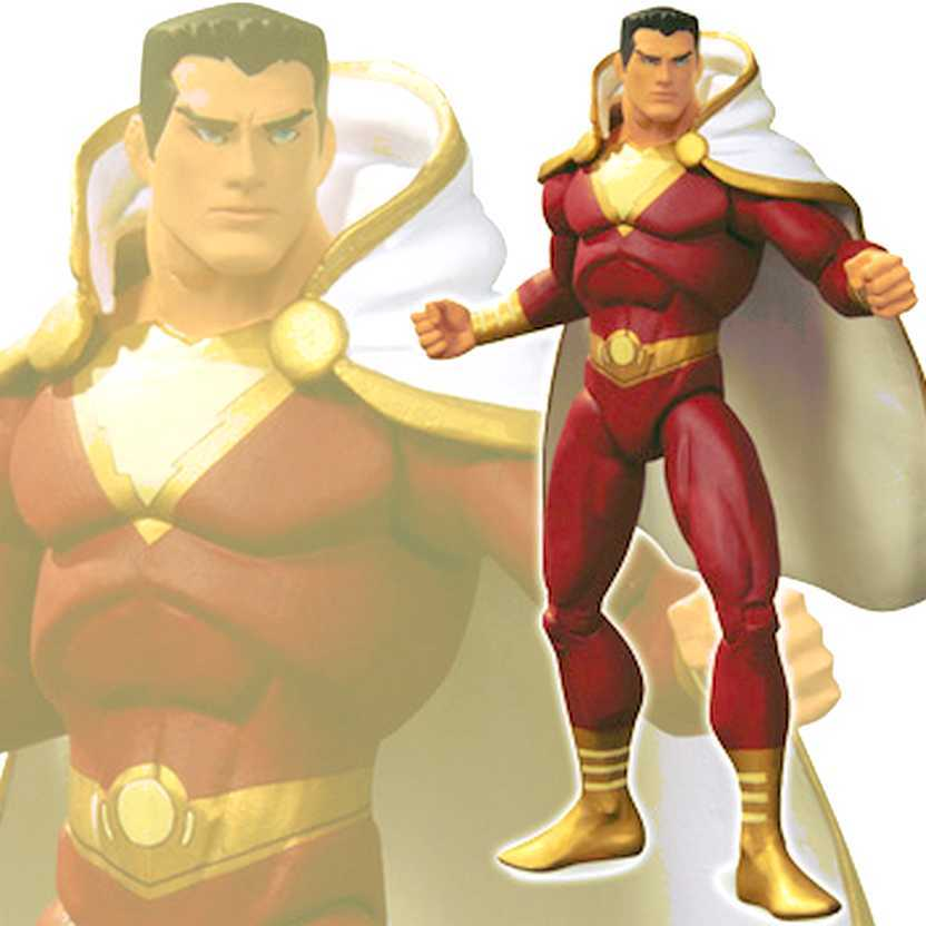 Liga da Justiça Shazam - Justice League War animated movie DC Collectibles action figures
