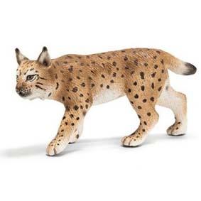 Lince fêmea 14627 (Schleich Toys) Lynx Female