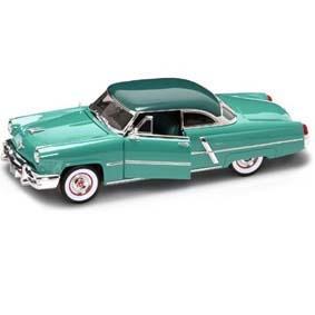 Lincoln Capri (1952) Miniaturas Yatming Diecast escala 1/18