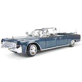 Lincoln Continental X-100 Presidential Limousine (1961) John F. Kennedy