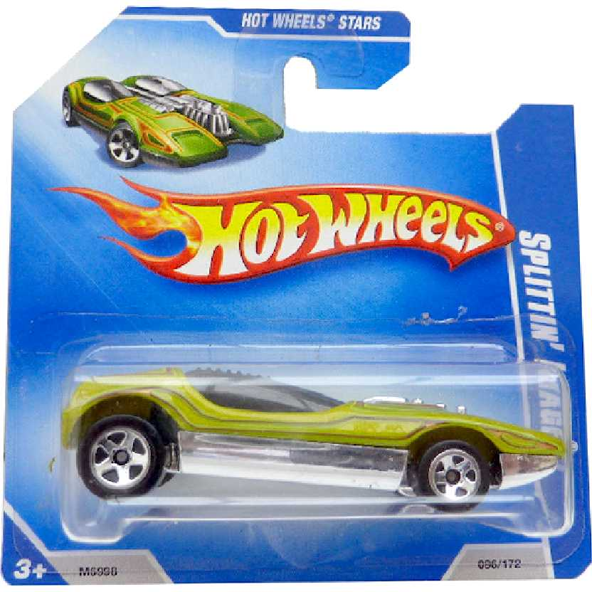 Linha 2008 Hot Wheels Splittin Image series 096/172 M6998 escala 1/64