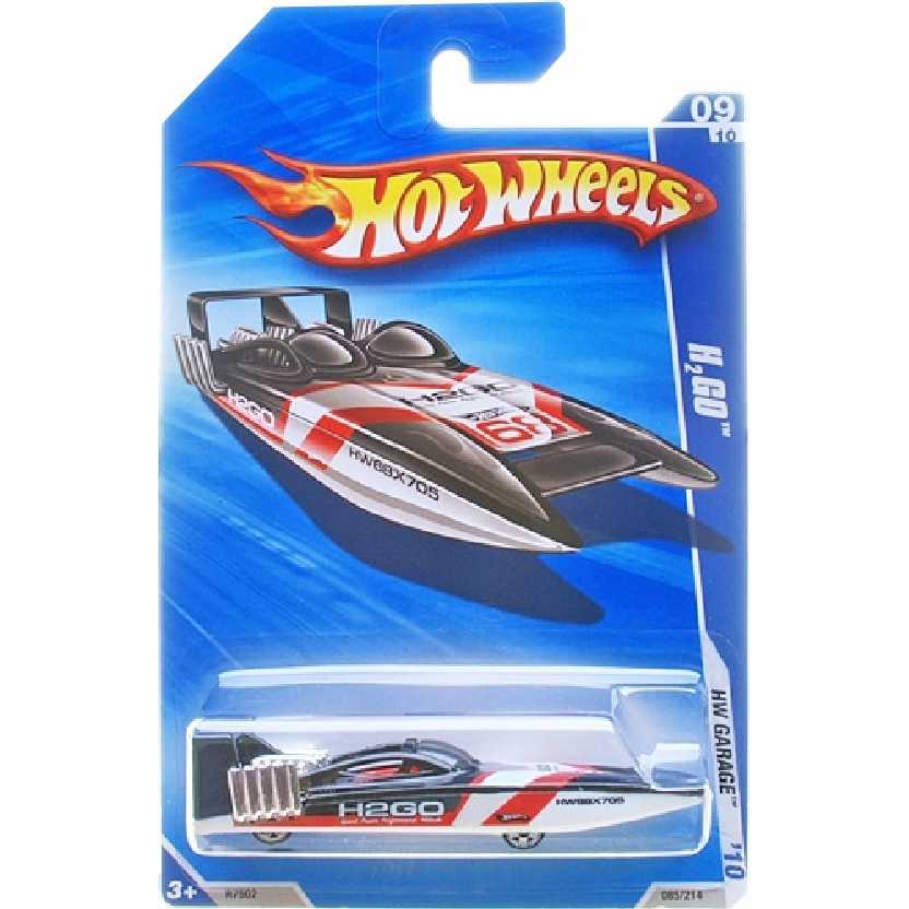 Linha 2010 Hot Wheels H2GO series 09/10 085/21 R7502 escala 1/64