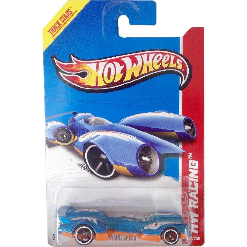 Linha 2013 Hot Wheels 4Ward Speed series 118/250 X1752 escala 1/64