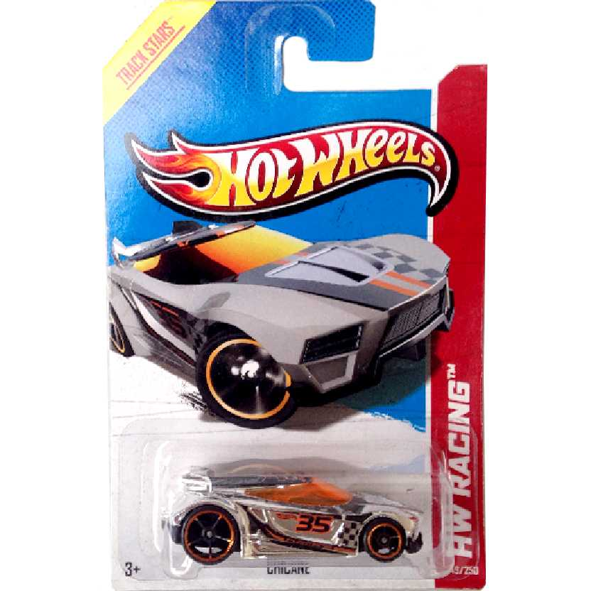 Linha 2013 Hot Wheels Chicane series 149/250 X1777 escala 1/64