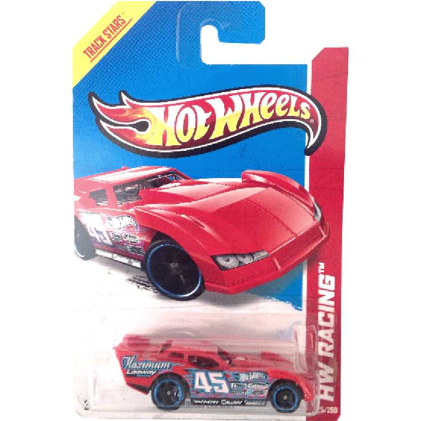 Linha 2013 Hot Wheels Maximum Leeway series 125/250 X1656 escala 1/64