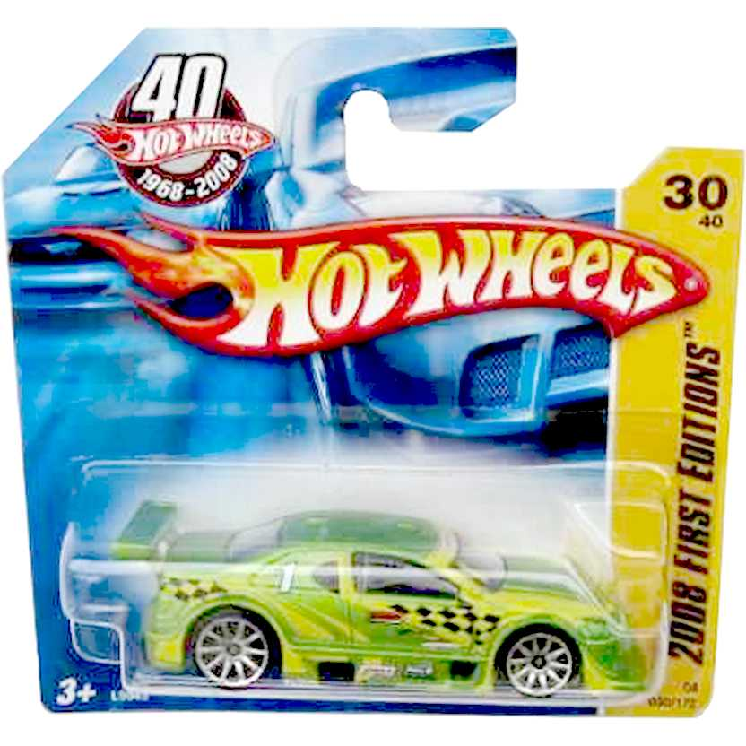 Linha Hot Wheels 2008 Amazoom L9945 series 30/40 030/172 Stock Car escala 1/64