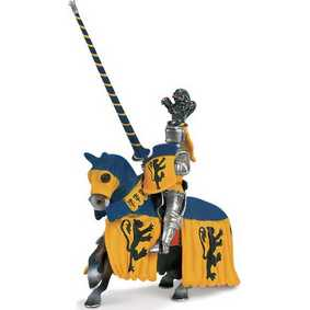 Lion Coat of Arms Tournament Knight - 70020