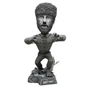 Lobisomem - Universal Monsters Wolfman (balança a cabeça)