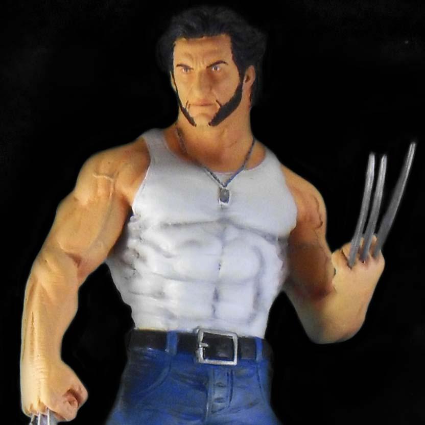 Logan (Hugh Jackman) : X-Men (Wolverine) escala 1/6