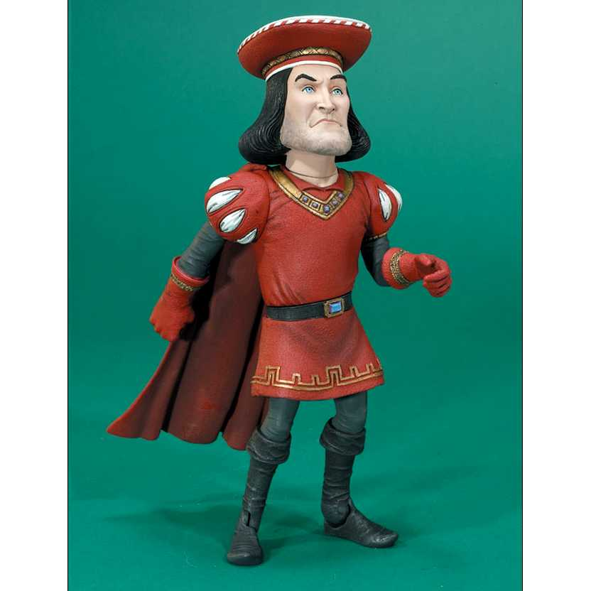Lord Farquaad with attachable legs - Shrek McFarlane Toys Action Figures
