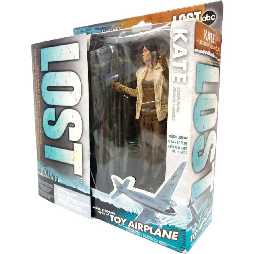 Lost Kate com som ( Evangeline Lilly ) McFarlane Toys Action Figures