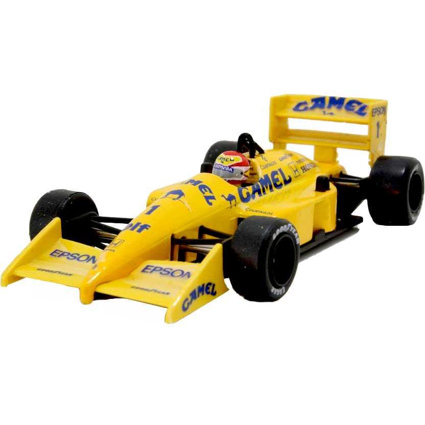 Lotus Honda 100T Nelson Piquet (1988) marca Onyx escala 1/43