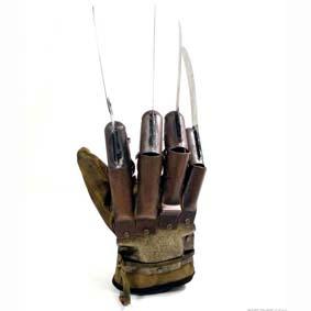 Luva do Freddy Krueger comprar no Brasil garras do filme de 1984