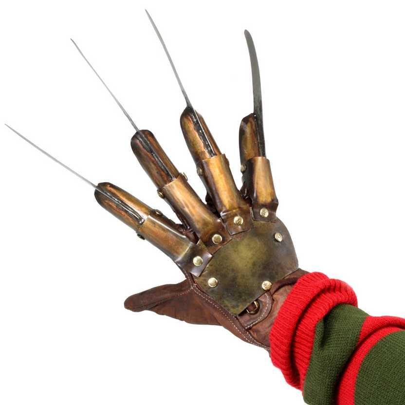 Luva do Freddy Krueger Original ( Garras do Freddy Krueger ) Dream Warriors