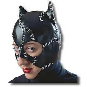 Máscara da Mulher Gato (Catwoman)