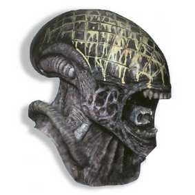 Máscara do Alien (Alien Vs. Predador)