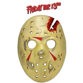 Máscara do Jason para comprar original da Neca Jason mask prop replica part 4 IV