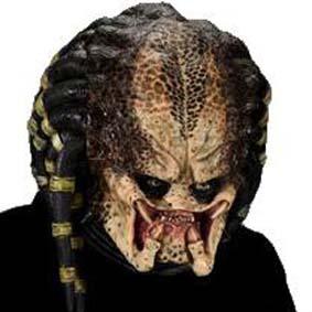 Máscara do Predator / Predador