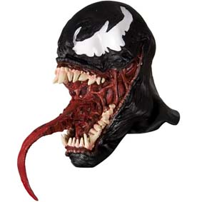 Máscara do Venom