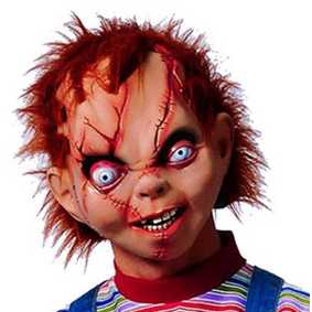 Máscara Seed of Chucky