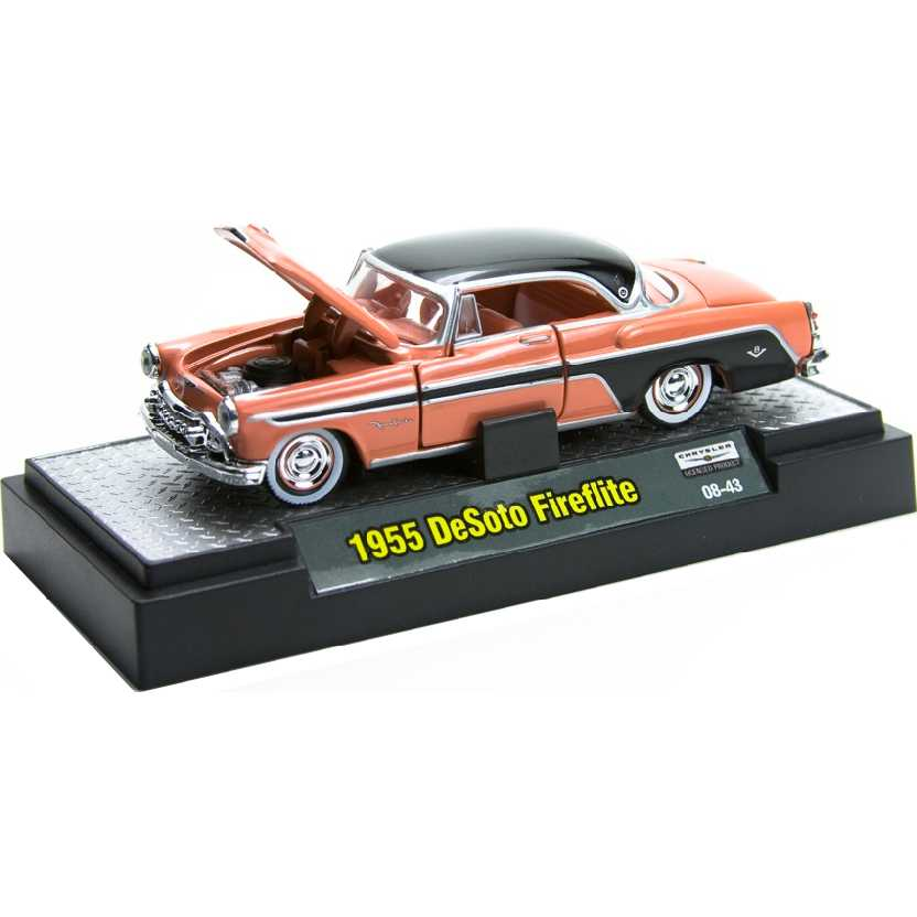 M2 Machines Auto-Thentics 1955 DeSoto Fireflite escala 1/64 R04 31500