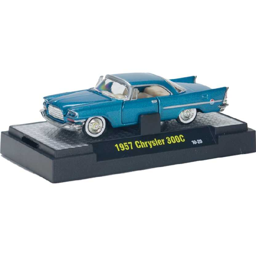 M2 Machines Auto-Thentics 1957 Chrysler 300C escala 1/64 R14 31500