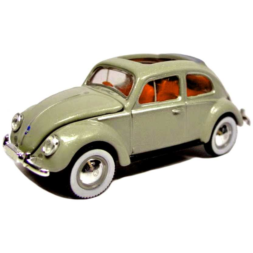 M2 Machines Volkswagen 1957 VW ( Fusca ) Beetle Deluxe European escala 1/64 31510 R2