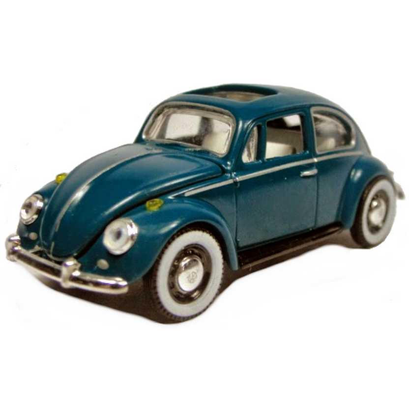 M2 Machines Volkswagen 1967 VW ( Fusca ) Beetle Deluxe European escala 1/64 31510 R2