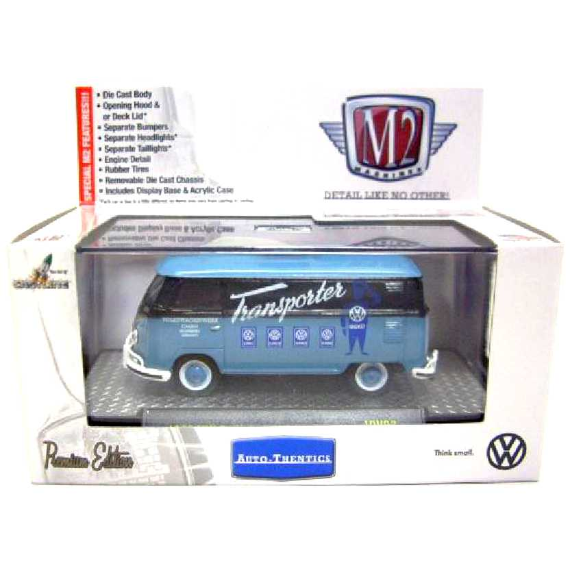 M2 Machines VW Kombi furgão (1960) Volkswagen Delivery Van escala 1/64 32500 VW03 R3