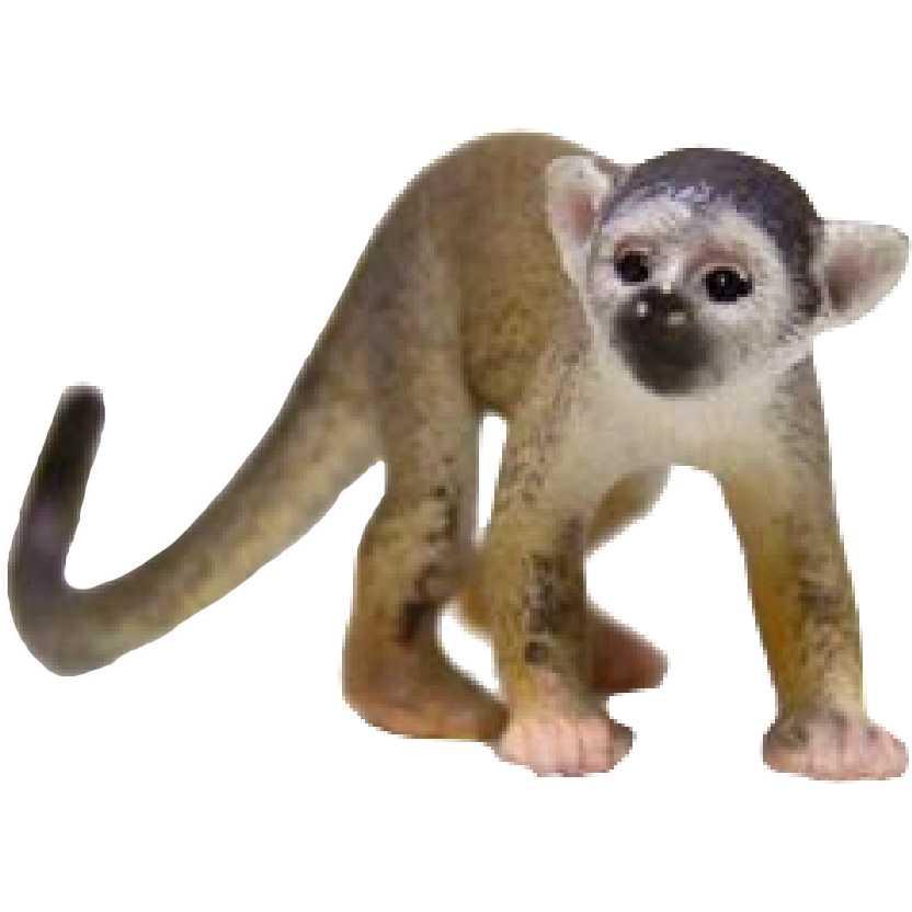Macaco Squirell 14723 marca Schleich Squirrel Monkey