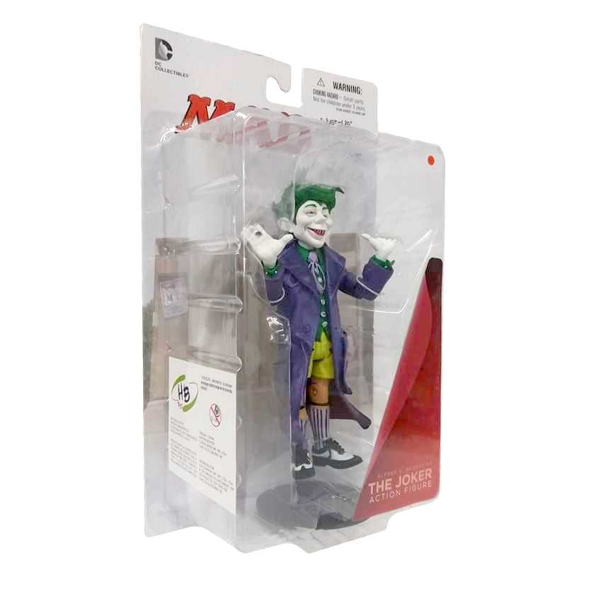 MAD Joker ( Coringa ) Just Us League of Stupid Heroes Action Figure Alfred E. Newman DC