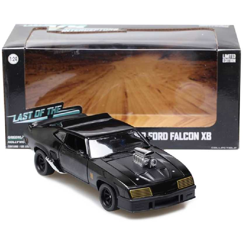 Mad Max The Road Warrior Last of the V8 Interceptors 1973 Ford Falcon XB escala 1/24
