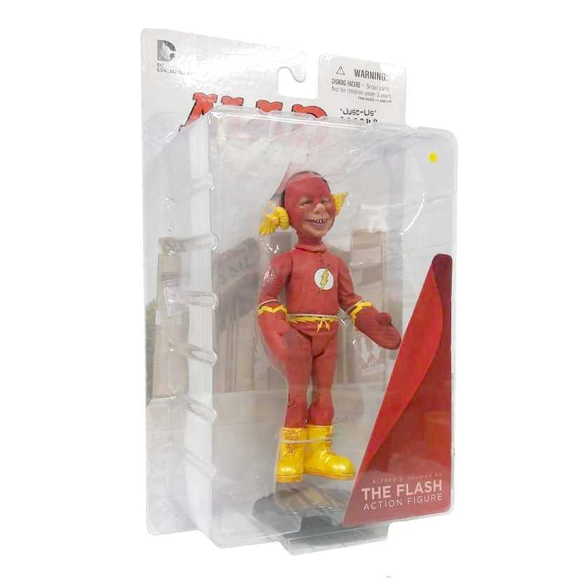 Mad The Flash Just Us League of Stupid Heroes Alfred E. Newman DC