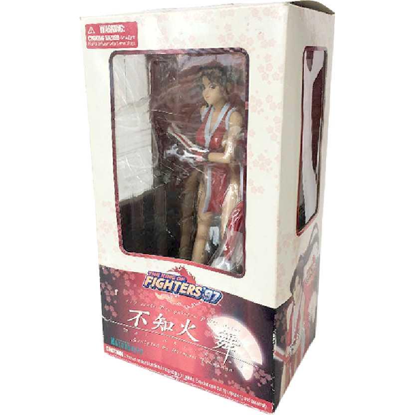 Mai Shiranui (The King of Fighters 97) Kotobukiya novo na caixa