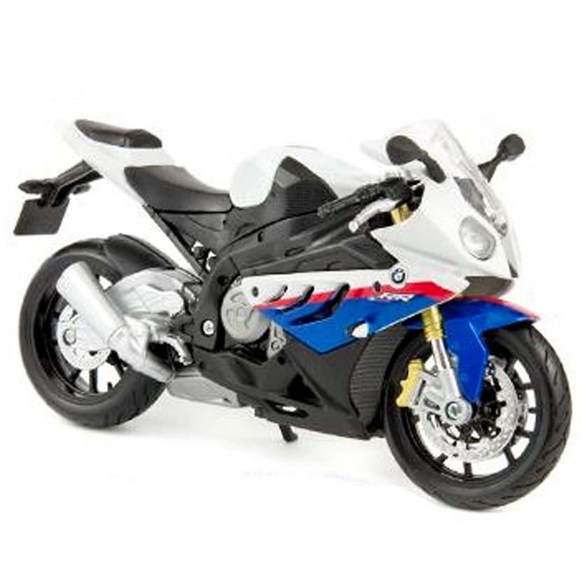 Maisto BMW S1000RR 1/18 : Miniatura de Moto Maisto escala 1:18
