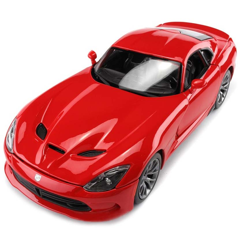 Maisto escala 1/24 : Dodge SRT Viper GTS (2013)