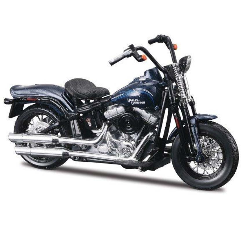Maisto Harley Davidson Cross Bones FLSTSB S-30 (2008) escala 1/18