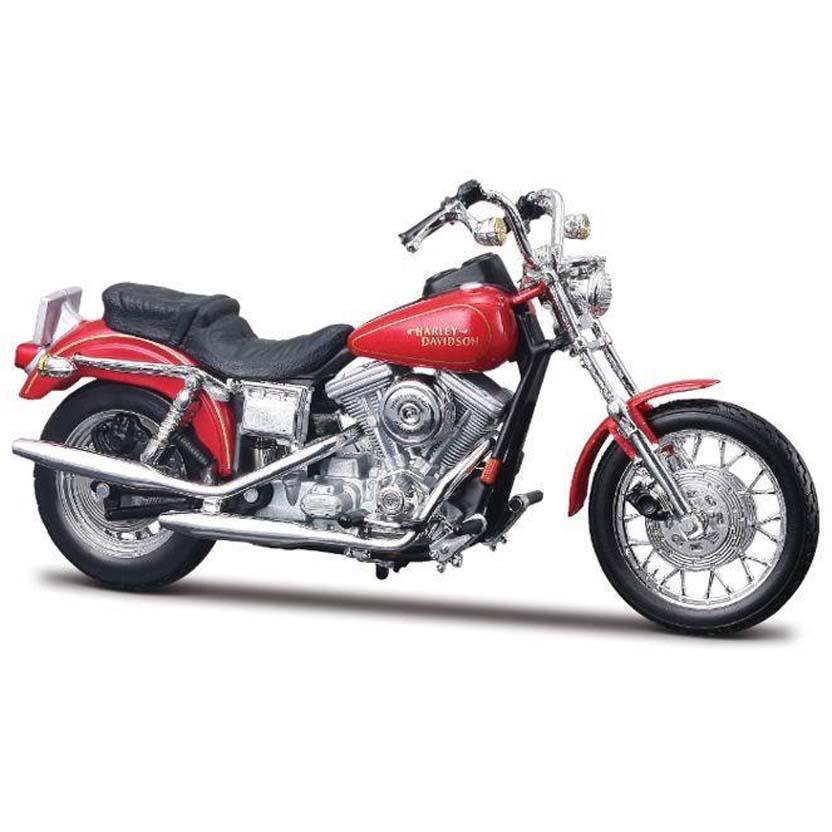 Maisto Harley Davidson Dyna Low Rider FXDL S-30 (1997) escala 1/18