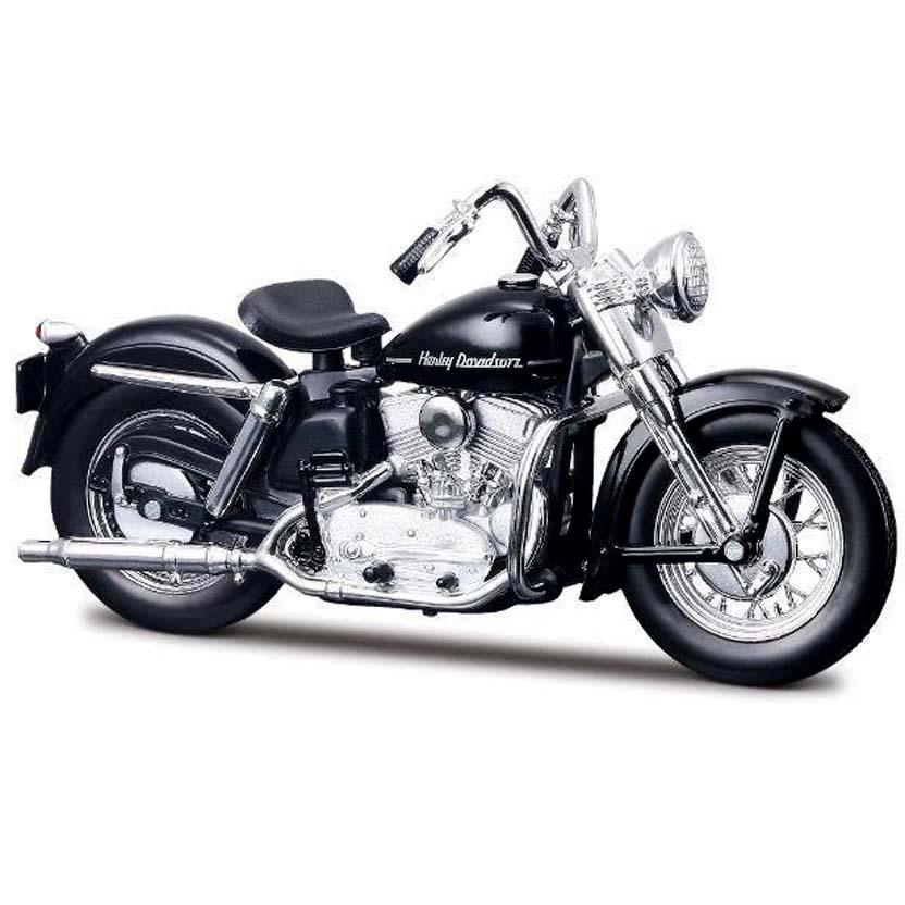 Maisto Harley Davidson K Model S-30 (1952) escala 1/18